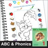 ESL ABC & Phonics, Book 1-1