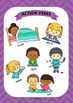 ESL Action verbs posters for years 1 & 2