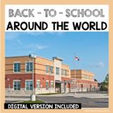 ESL Lesson Plans: ESL Back to School Around the World