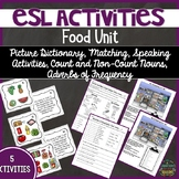 ESL Activities: Food Unit