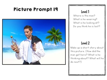 ESL Activities: Picture Prompts for Writing Practice