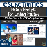ESL Writing Activities With Picture Prompts