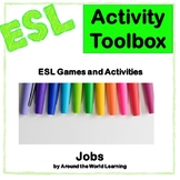 ESL Activities and Games - Jobs/ Occupations