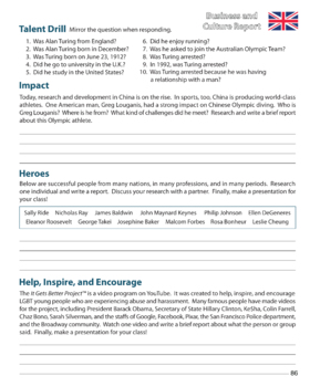 ESL Adult Readings & Exercises-Book 2-13