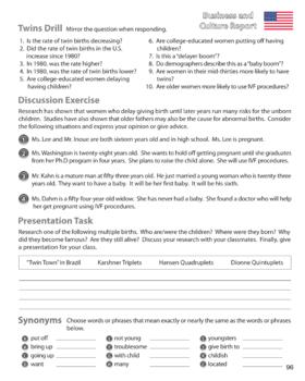 ESL Adult Readings & Exercises-Book 2-18