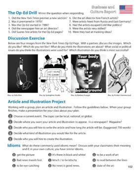 ESL Adult Readings & Exercises-Book 2-21