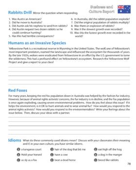 ESL Adult Readings & Exercises-Book 2-9