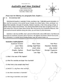 ESL Adults: Reading/Writing/Discussion Activity Handout