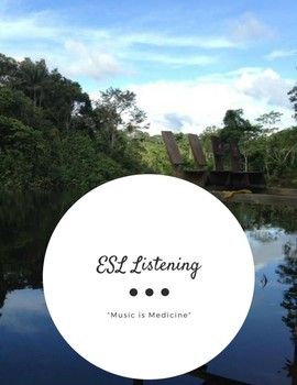 ESL Advanced Listening - Music is Medicine