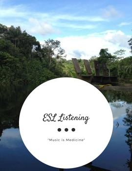 ESL Advanced Listening - Music is Medicine