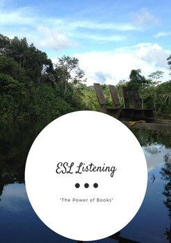 ESL Advanced Listening - The Power of Books