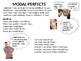 ESL Advanced: Modal Perfects