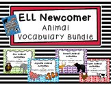 ESL Animal Vocabulary Bundle