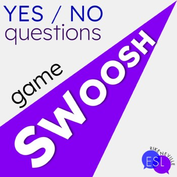 ESL: Questions for Yes/No Answers Game