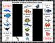 ESL Aquatic Animal Vocabulary Board Game