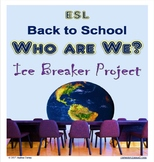 Back to School with Who Are We? Nice Ice Breaker Project