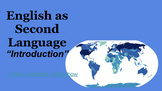 ESL Introductions & Basic Questions (.PPT and Worksheets)