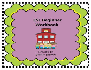 ESL Beginner Workbook