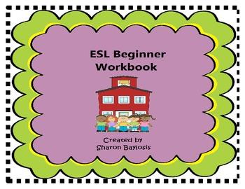 ESL Beginner Workbook