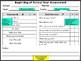 ESL Beginning of School Year Assessment Preschool - 1st Grade! PR Core Standards