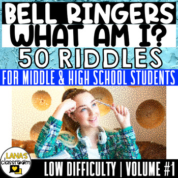Bell Ringers Brain Teasers Easy Riddles for Teens Volume 1