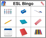 ESL Bingo