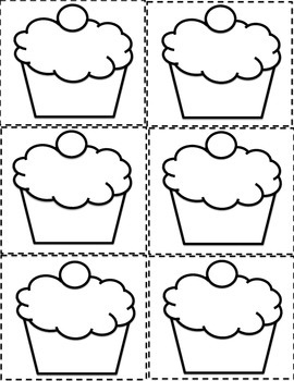 esl birthday graph bulletin board cupcake printables and worksheet