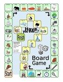 ESL Board Game - Have You Ever (Present Perfect) - EFL worksheet