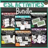 ESL Activities: Bundle