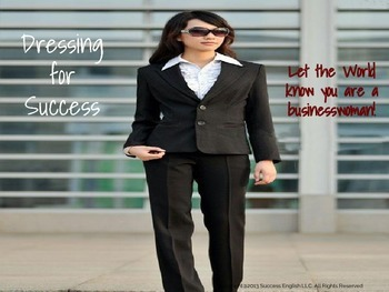 ESL Business English Class - Dressing for Success
