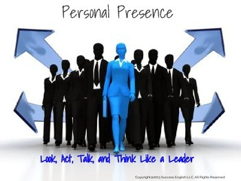 ESL Business English Class- Personal Presence
