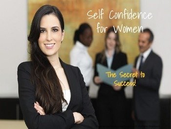 ESL Business English Class- Self Confidence for Women