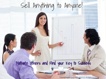 ESL Business English Class - Sell Anything to Anyone!