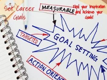 ESL Business English Class -Set Career Goals