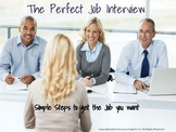 ESL Business English Class- The Perfect Job Interview