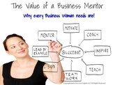 ESL Business English Class- The Value of a Business Mentor