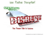 ESL Business English Class - Use Positive Disruption: The Proven Path to Success