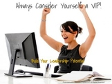 ESL Business English Class for Women- Always Consider Yourself a VIP!