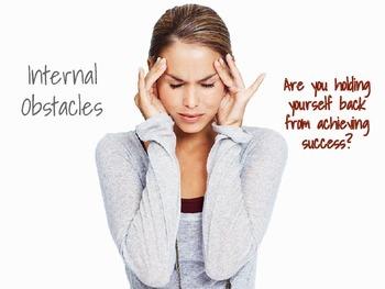 ESL Business English Class for Women- Internal Obstacles