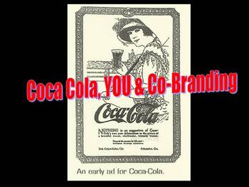 ESL Business English: Coca Cola,YOU, & Co-Branding