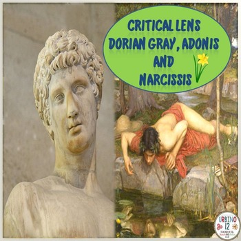 Critical Lens: Dorian Gray, Narcissus and Adonis