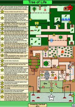 ESL Castle Games - Tree of Life
