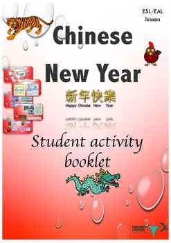 ESL Chinese New Year booklet NO PREP