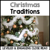 ESL Reading Passages: Christmas in North America