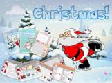 ESL Christmas full lesson for beginners pre-intermediate