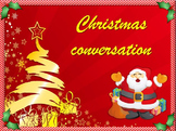 ESL Christmas conversation
