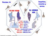 ESL Class. To Be Verb. / El Verbo Ser.