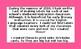 ESL Classroom Labels - Rose