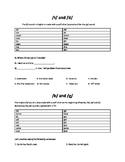 English Consonants - Pronunciation Practice (ESL)