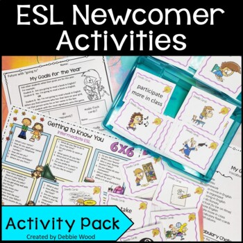 ESL Conversation Activities: Getting to Know You